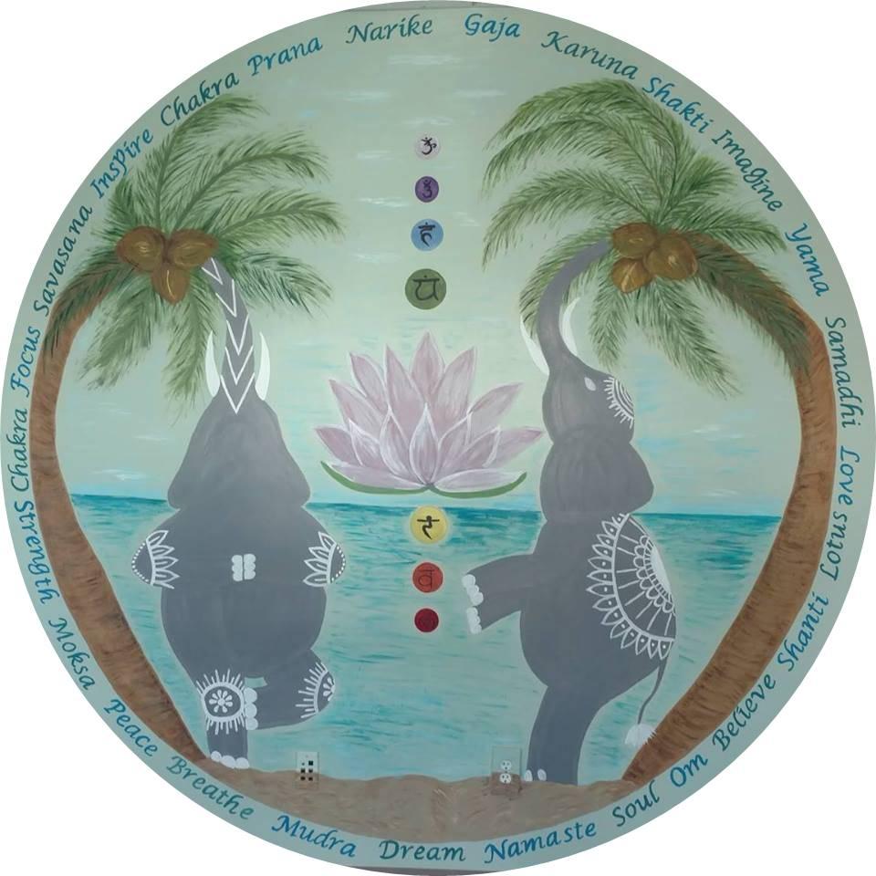 Coconut Elephant Yoga